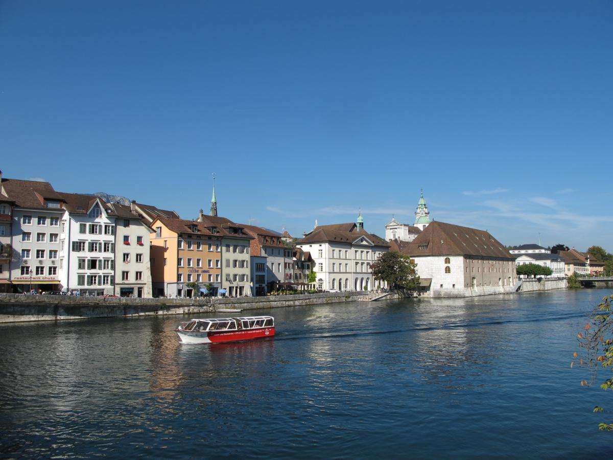Beste Spielothek in Solothurn finden